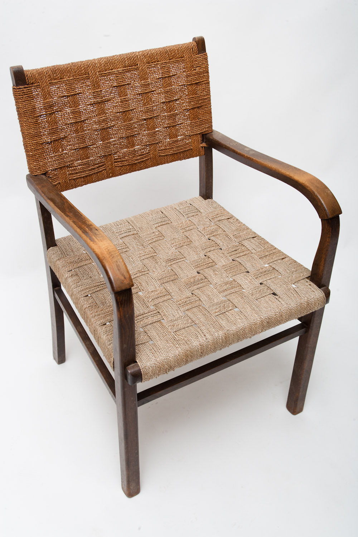 Schnur-Sessel